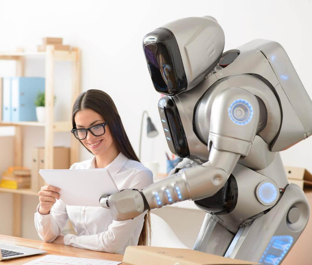 Waarom is Robotics Process Automation belangrijk voor u? How susceptible are jobs to automation? # Job title 4. Financial accounts manager 97.6% 8. Book-keeper, payroll mgr or wages clerk 97.0% 8.