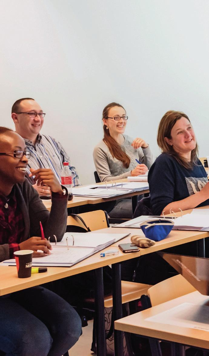MANAGEMENT IN DE NON-PROFIT LEIDERSCHAP Jos Billen 3 dagen Self management: Tijd maken voor leiderschap, management en coachen.