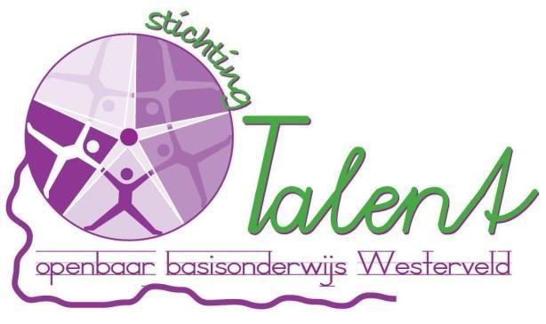 Stichting Talent Westerveld Drift 1A 7991 AA DWINGELOO Tel. 0521 59 49 44 Email: info@talentwesterveld.