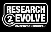 Colofon Uitgave: Research 2Evolve Tesselschadelaan 15A 1217 LG Hilversum Tel: (035) 623 27 89 info@research2evolve.