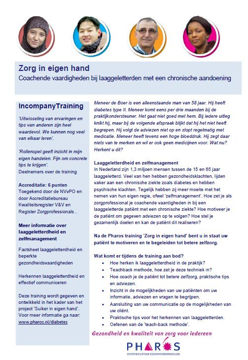 Training Zorg
