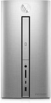 HP Pavilion 570-025nb AMD quad-core A10-9700 processor 8GB DDR4 geheugen 256GB PCIe SSD opslag AMD