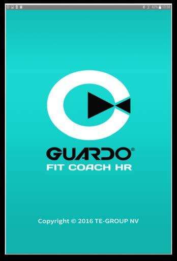 3. HET TOESTEL MET JE SMARTPHONE VERBINDEN Download de Guardo Fit Coach App van de App Store of de Google Play Store. Zorg dat Bluetooth actief is op je smartphone of tablet!