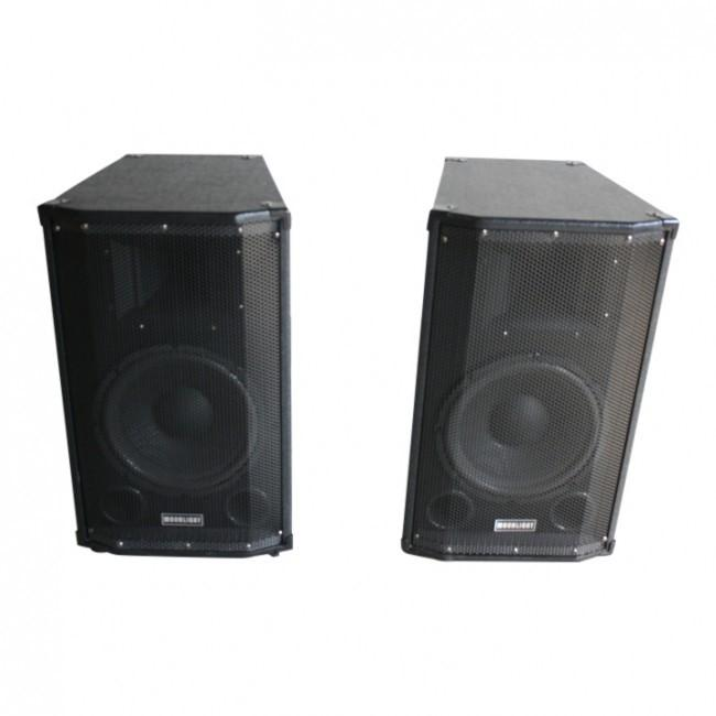 PASSIEVE SPEAKERS 400W Passieve Speakerset 2x 400W Speakers 10