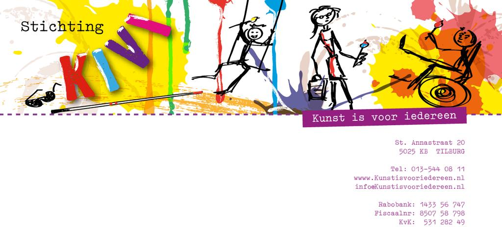 Focus op ʻinclusie', want kunst is voor iedereen!