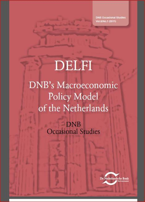 DELFI Dutch Economic Linkages a Forecasting Instrument in