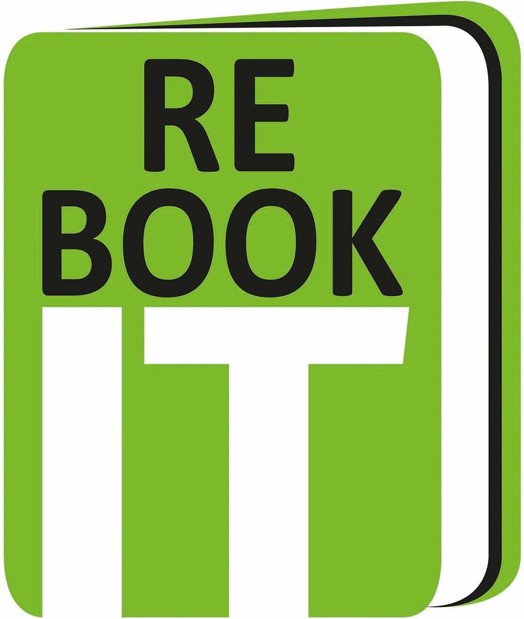 RE-BOOK IT Re-use knowledge Eco- and euro