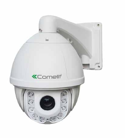 MPTZ37IR PTZ CAMERA 650TVL, 37X ZOOM, IR 140M, IP66 Sensor: 1/3 CCD Interline Transfer Lens: 3.