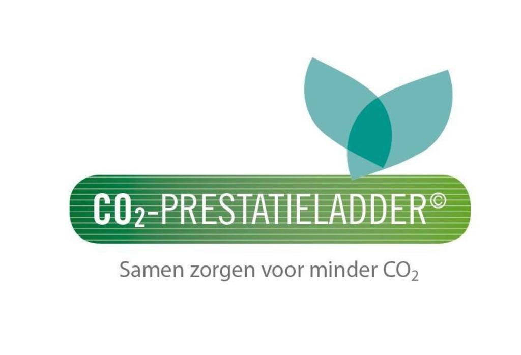 Reductie Scope 3 Conform niveau 5 op de CO2-prestatieladder 3.