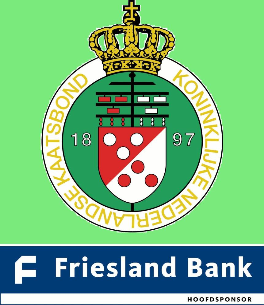 Internationale Friesland Bank Kaatsacademie Coach: