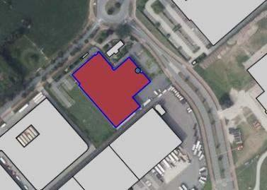 Kadastrale gegevens: Gemeente Woensel, Sectie A, Nummer 4311, Grootte 1 hectare, 10 are en 20 centiare (11.020 m²).