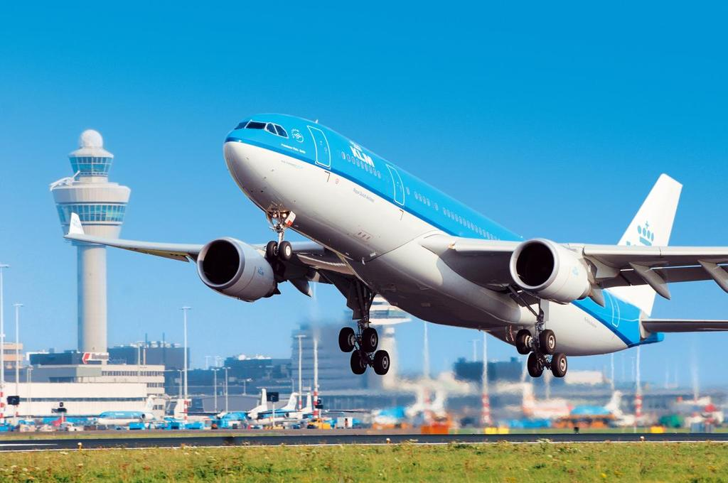 Pricing Analyst, KLM Before: