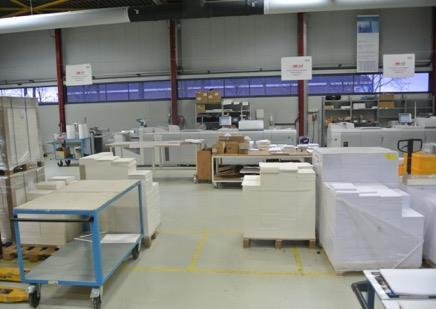 Investeren in print on demand CB en Printforce integreren dienstverlening