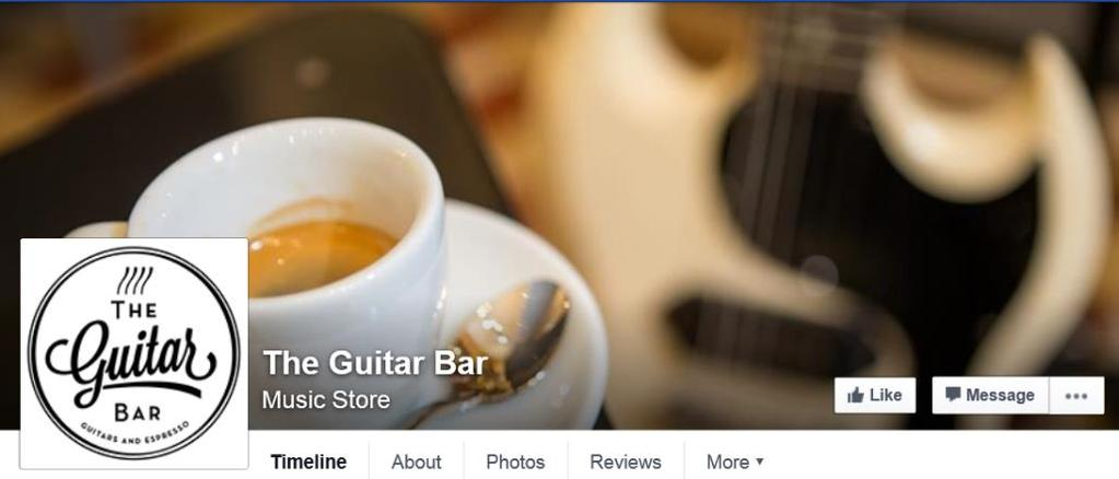 The Guitar Bar