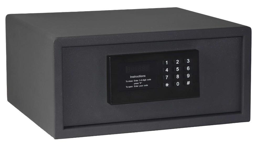 User Manual Hotel Safe GB NL