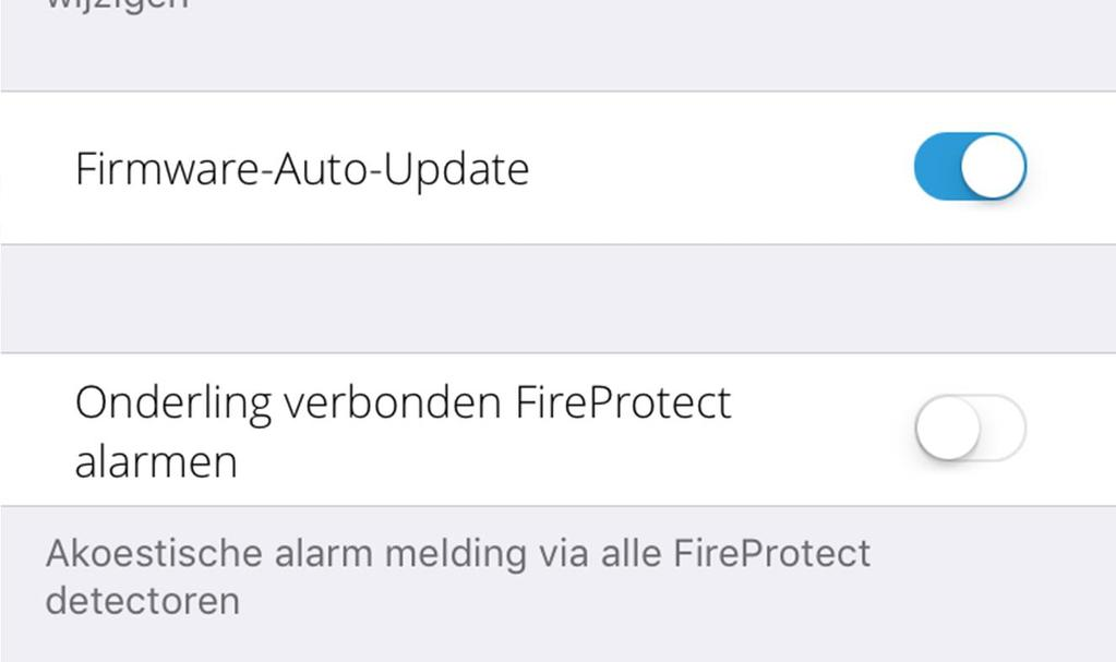 brandalarmen FireProtect kan u nu direct