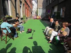 Citylounge: less carmobility Rotterdam: Cycling City of the Rotterdam: Marketplace for Mobility