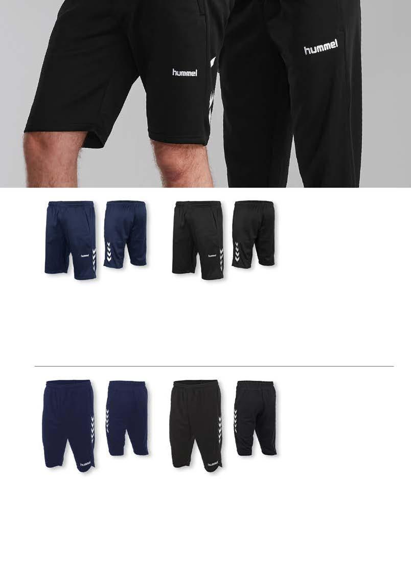 1 8 54 64 78 ELITE TRAINING SHORT MODEL BOVEN DE KNIE - UNISEX JUNIOR : 116-128 - 140-152 - 164 SENIOR : S - M - L - XL - XXL 138 144 JR 21,99 SR 24,99 marine art.nr.
