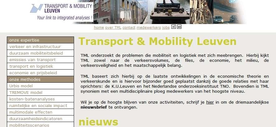 Meer informatie Modelling Traffic on Motorways: Traffic Flow Theory. Transportation Planning and Traffic Models.
