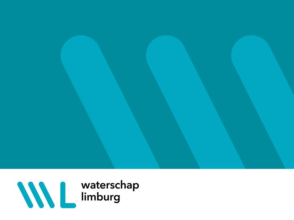 Taskforce Deltatechnologie Waterveiligheid in Limburg Succesvol