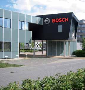 De Bosch Group investeert veel in Research & Development. Bosch Thermotechniek heeft in totaal ruim 13.