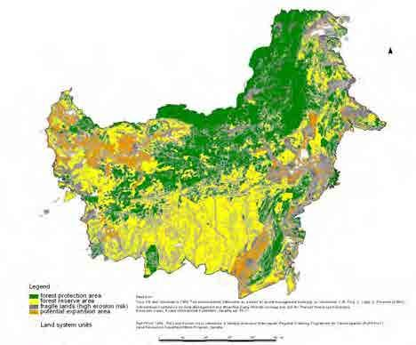 Land Suitability for Oil Palm in