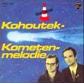29 dec.1973 3 jan.1974, Linus herkent Kohoutek 7 de single v Kraftwerk, dec.