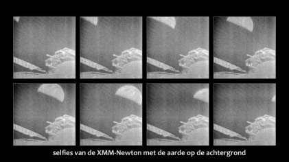 XMM-Newton X-ray Multi-Mirror Mission (ESA) (lancering Ariane-raket 10 dec.