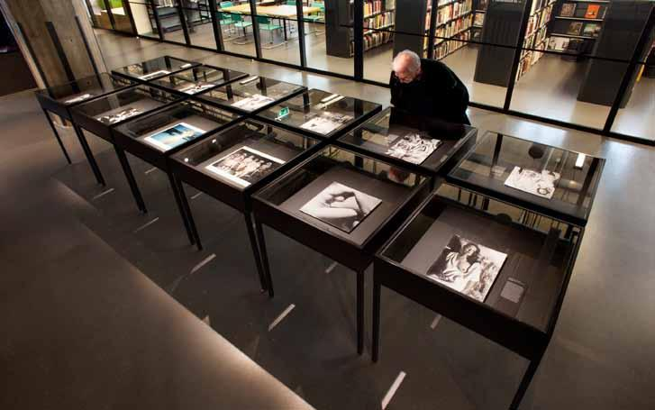 20 Highlights tentoonstellingen Highlights tentoonstellingen 21 De Collectie belicht door Jan Cremer Giflandschap Revisited Wout Berger 20 jan. 2017 7 jan.
