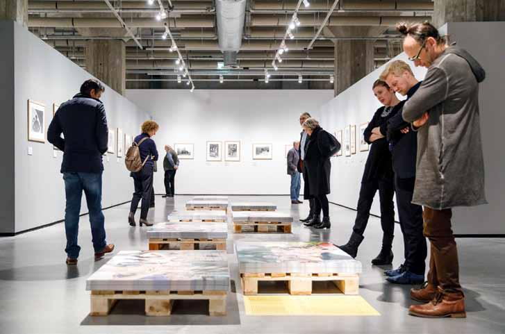 4 Highlights tentoonstellingen Highlights tentoonstellingen 5 Europa. What Else?