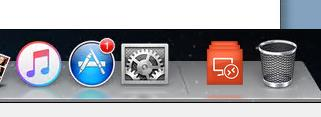 4.4 Met Safari OSX (Apple Mac, Macbook) Download en installeer Microsoft remote desktop uit de Appstore: Om een applicatie