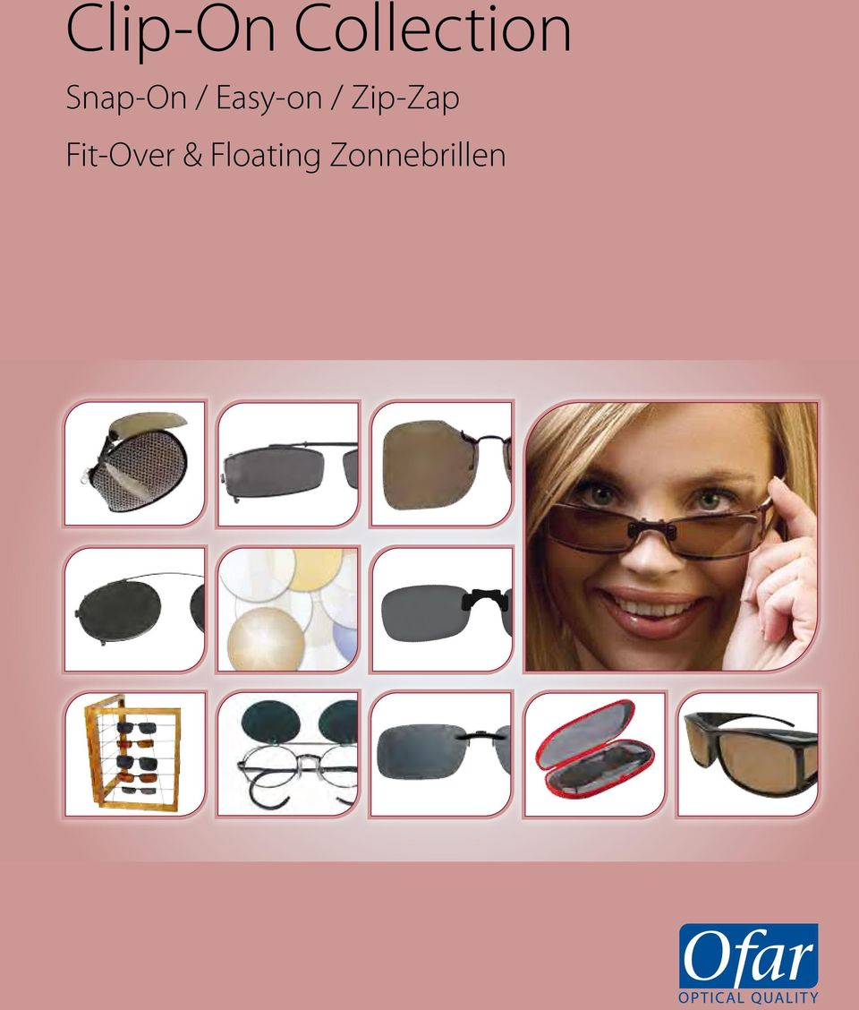 e9f6caa554e464 Clip-On Collection. Snap-On   Easy-on   Zip-Zap Fit-Over   Floating ...