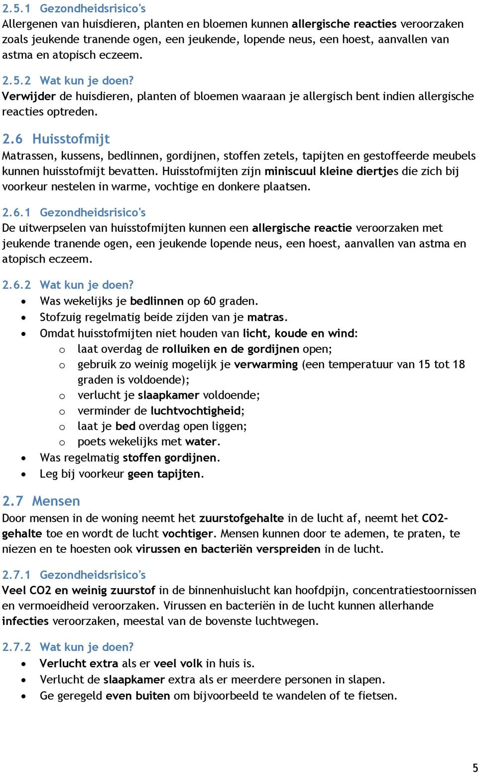 Luchtvervuiling in huis - PDF