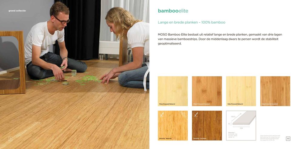 mboo Bamboo Forest Bamboo Industriale Bamboo Noble Bamboo Noble Bamboo Elite Pure Plain Pressed Naturel Plain Pressed Caramel Side Pressed Naturel Side