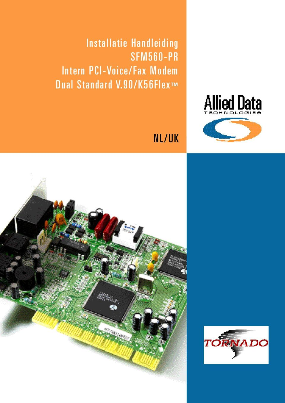 ALLIED DATA TORNADO SFM560-PR DRIVER DOWNLOAD
