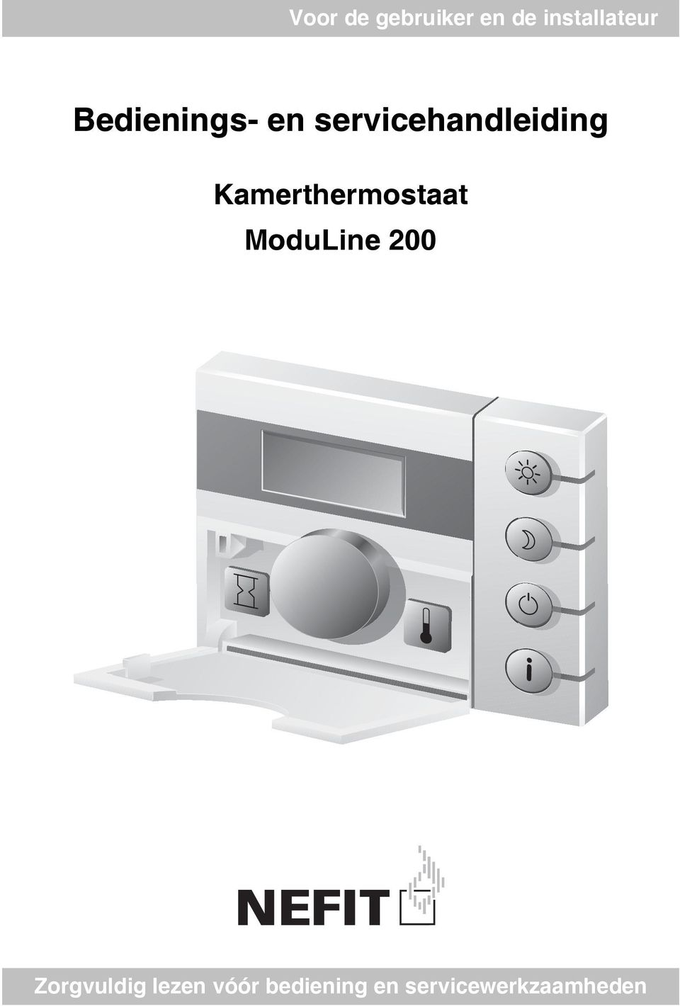 Kamerthermostaat ModuLine 200