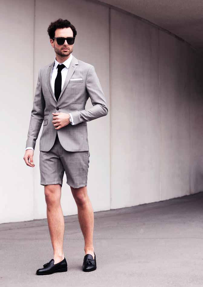 07b80a624f934c MEN TASTE SHORT SUITS ARE MADE FOR THE SUMMER